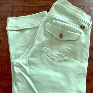 Lucky Jeans Periwinkle ☘️ Crops